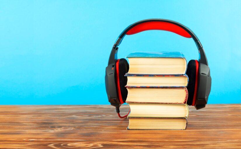 Création d'une bibliothèque de livres audios