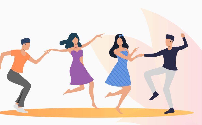 Journalistes juniors : La danse sur juste dance, par Ines et Dila