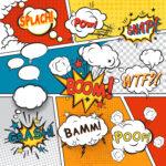 P2 : création des bandes dessinées